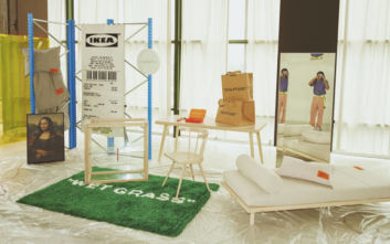 H ΙΚΕΑ με τον διεθνούς φήμης σχεδιαστή Virgil Abloh παρουσιάζουν  την πολυαναμενόμενη συλλεκτική σειρά MARKERAD