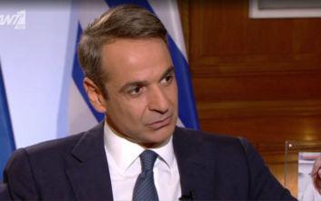 Μητσοτάκης: Θα επιβληθούν κυρώσεις για Συρία και Κύπρο στον Ερντογάν