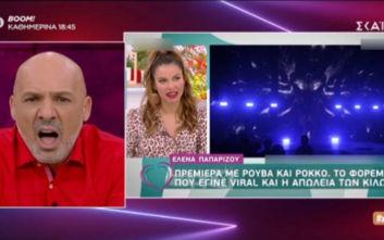 Νίκος Μουτσινάς: «Σφάζει» με το… γάντι την Μέγκι Ντρίο