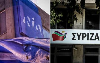 Πολιτικό πινγκ πονγκ ΝΔ και ΣΥΡΙΖΑ για τον «μπαγάσα»