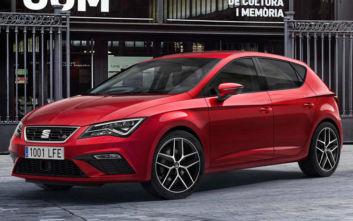 Ανακαλούνται αυτοκίνητα Seat Leon και Ateca