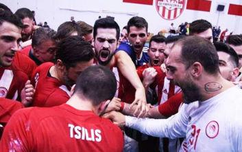 Το ΙΕΚ ΑΛΦΑ, μεγάλος χορηγός, συγχαίρει την ομάδα handball Ολυμπιακός/Όμιλος ΞΥΝΗ για τη «θρυλική» ευρωπαϊκή πρόκριση