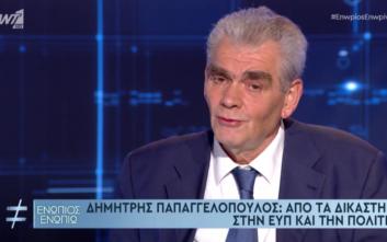 Παπαγγελόπουλος για Novartis: Δέχομαι ανελέητο και πρόστυχο πόλεμο