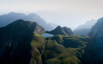 Δρακολίμνη της Τύμφης, ένα μέρος που μαγεύει και ξαναζωντανεύει το μύθο