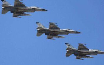 Ελληνικά F-16 πέρασαν... κάτω από τη μύτη των Τούρκων χωρίς να τα πάρουν χαμπάρι