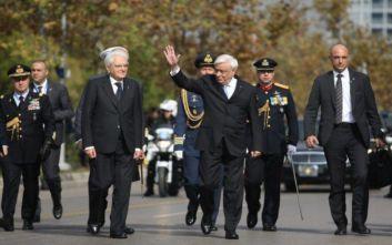 Ο Προκόπης Παυλόπουλος παρών στις εορταστικές εκδηλώσεις του τριημέρου στη Θεσσαλονίκη