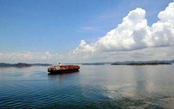 Ιαπωνία: Βυθίστηκε εμπορικό πλοίο στα ανοιχτά του Τόκιο