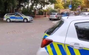 Συναγερμός στη Γερμανία: Δύο νεκροί από πυροβολισμούς σε συναγωγή
