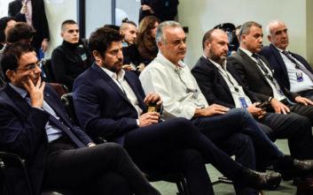 Κυμπουρόπουλος και Γεωργούλης ένωσαν τις δυνάμεις τους για τα ΑμεΑ