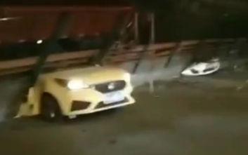 Κίνα: Τρεις νεκροί και δύο τραυματίες από την γέφυρα που κατέρρευσε