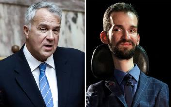 Βορίδης για Κυμπουρόπουλο: Είτε δεν γνωρίζει τις δηλώσεις μου, είτε η δική του είναι εσφαλμένη
