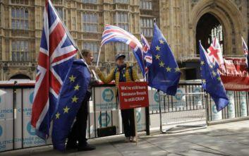 Brexit: «Η μπάλα και πάλι στο βρετανικό Κοινοβούλιο»
