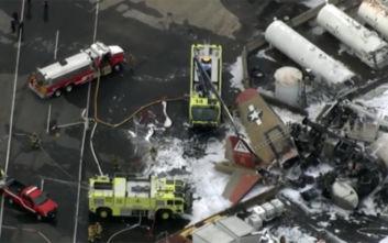 ΗΠΑ: Τουλάχιστον 7 νεκροί στη συντριβή βομβαρδιστικού του Β' Παγκοσμίου Πολέμου