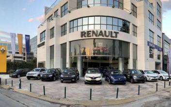 Renault & Dacia στο Χαλάνδρι