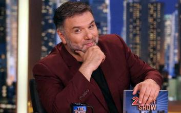 The 2night Show: Σάρωσε σε τηλεθέαση η πρεμιέρα του Γρηγόρη Αρναούτογλου