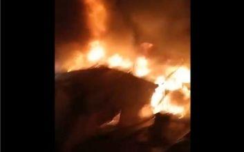 Κλειστά τα σχολεία στη Σάμο μετά τις ταραχές