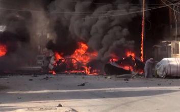Συρία: Ακόμη 3 άμαχοι νεκροί από παγιδευμένο αυτοκίνητο