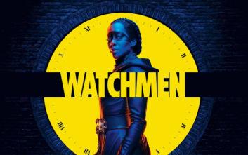 Watchmen: H νέα συναρπαστική σειρά έρχεται στη Nova ταυτόχρονα με την Αμερική