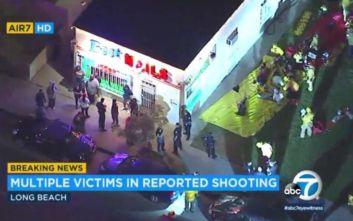 Πυροβολισμοί σε Halloween πάρτι στην Καλιφόρνια: Σκηνικό χάους αντίκρισαν οι αρχές