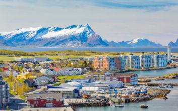 Το 2024 η πρώτη πολιτιστική πρωτεύουσα βόρεια του Αρκτικού Κύκλου