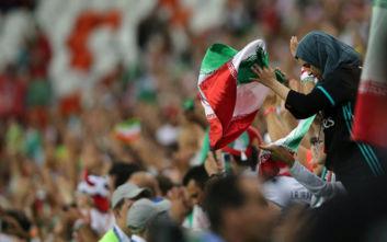 Ξανά στο γήπεδο μετά από 40 χρόνια οι γυναίκες στο Ιράν