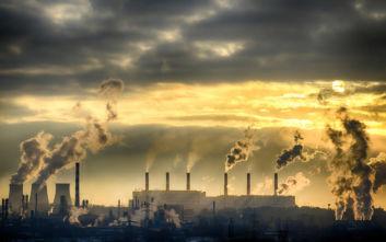 Τόσες μόλις εταιρίες παράγουν το 1/3 όλων των αερίων του θερμοκηπίου