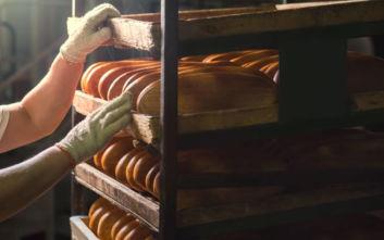 Θεσσαλονίκη: Ψωμί για τρεις ημέρες την Παρασκευή