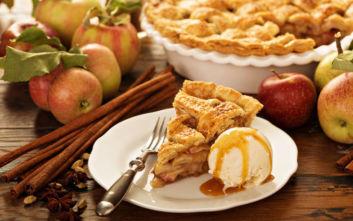 Διαχρονική μηλόπιτα