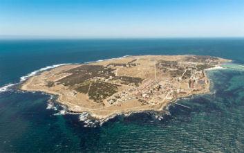 Το νησί που έχει συνδέσει άρρηκτα το όνομα του με τον Νέλσον Μαντέλα
