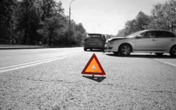 Ηράκλειο: Τροχαίο με επτά αυτοκίνητα και ενός λεωφορείου