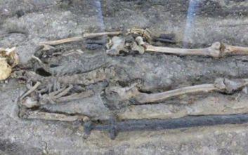 Ο σκελετός του 10ου αιώνα που οικειοποιήθηκαν Ναζί και Σοβιετικοί