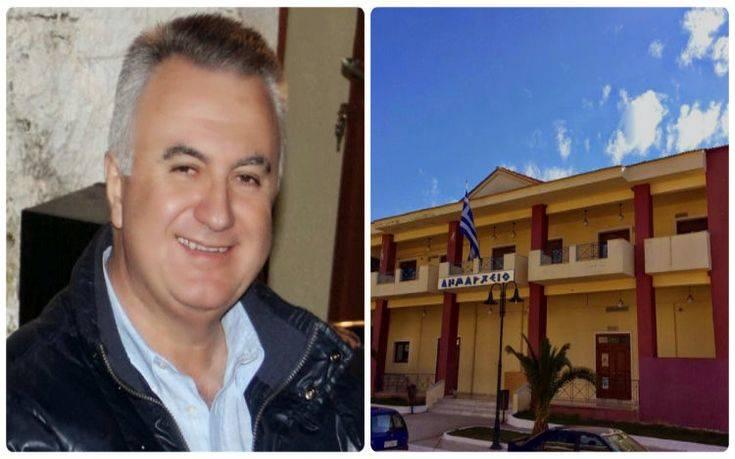 Ο πρώην δήμαρχος απείλησε να κόψει τις φλέβες του μέσα στο Δημοτικό Συμβούλιο Ξηρομέρου