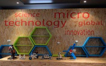 Εκπαιδευτικό πρόγραμμα φέρνει τη ρομποτική σε 16 σχολεία της Ελλάδας