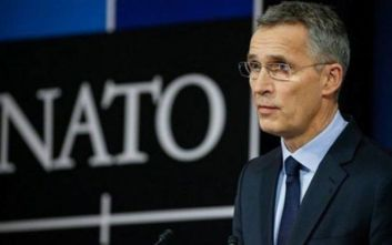 Γενς Στόλτενμπεργκ: «Το ΝΑΤΟ περιμένει πάντα από όλα τα κράτη να σέβονται το διεθνές δίκαιο»