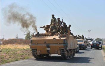 Αναπτύσσει στρατό ο Ασαντ για να αντιμετωπίσει την τουρκική επιθετικότητα