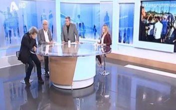 Λιποθύμησε ο Πέτρος Τατσόπουλος σε τηλεοπτική εκπομπή