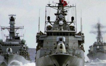 Προκλήσεις της Τουρκίας ανήμερα της 28ης Οκτωβρίου σε Ελλάδα και Κυπριακή ΑΟΖ