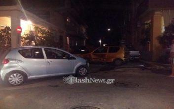Χανιά: Δύο τραυματίες έπειτα από σύγκρουση αυτοκινήτων