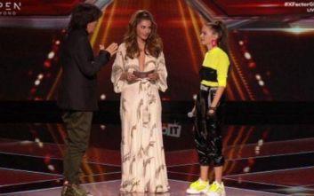 X Factor: Η παίκτρια που αποχώρησε