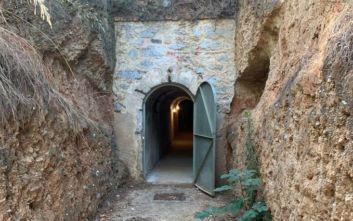 Υπόγεια καταφύγια της Βέρμαχτ στη Θεσσαλονίκη μετατρέπονται σε χώρο βιωματικής μάθησης