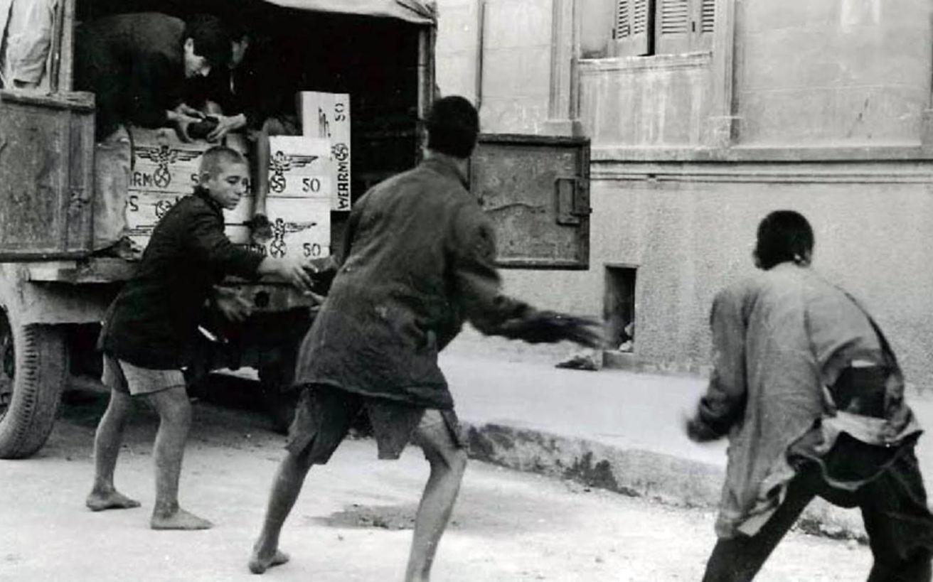 Το αδιανόητο «τραπέζι» των Ελλήνων στην Κατοχή