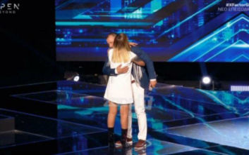 X-Factor: Τον «έκοψε» αλλά του έκανε πρόταση συνεργασίας