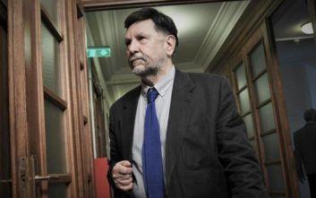 «Ήμουν προετοιμασμένος»: Τι δηλώνει ο υφυπουργός Οικονόμου που αποχώρησε λόγω των προκλήσεων Ερντογάν