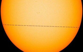 Σήμερα το αστρονομικό φαινόμενο που θα συμβεί ξανά μετά από 13 χρόνια
