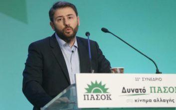 Νίκος Ανδρουλάκης: «Το συνέδριο του ΠΑΣΟΚ δεν είναι αντάξιο της ιστορίας του και έχει ευθύνες η ηγεσία»