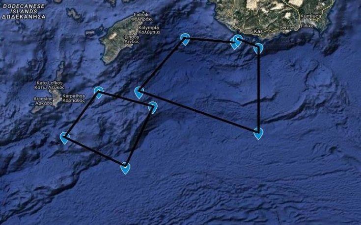 Προκλητική δήλωση Ροζάκη για Καστελόριζο: Απομονωμένο από τη Ρόδο, είναι κοντά στις τουρκικές ακτές