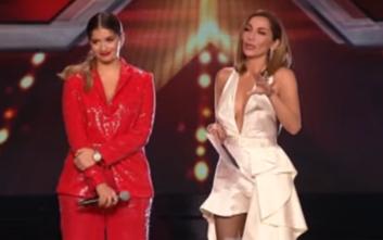 X-Factor: Η Δέσποινα Βανδή θυμήθηκε την πρώτη της audition στη Θεσσαλονίκη