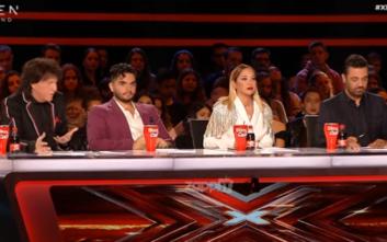 X-Factor: Ένταση ανάμεσα σε Τσαουσόπουλο-Θεοφάνους για τον Λαυρέντη Μαχαιρίτσα