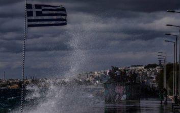 Καιρός: Η κακοκαιρία Βικτώρια πάνω από την Αττική - Πλημμύρες και καταστροφές σε Κέρκυρα και Κεφαλονιά