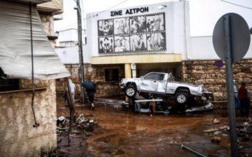 Πλημμύρες στην Αττική: Αυτές είναι οι 9 περιοχές που κινδυνεύουν